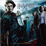 Cover CD Colonna sonora Harry Potter e il calice di fuoco