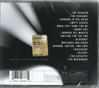 A Thousand Suns - CD Audio di Linkin Park - 2