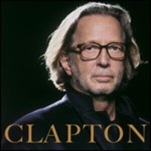 Clapton - Vinile LP di Eric Clapton