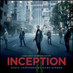 Cover CD Colonna sonora Inception
