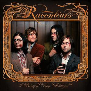 Broken Boy Soldier - Vinile LP di Raconteurs