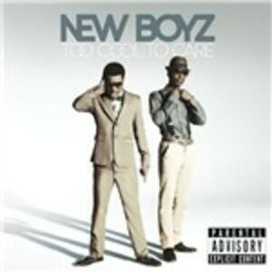 Too Cool to Care - CD Audio di New Boyz