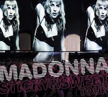 Sticky & Sweet Tour - CD Audio + DVD di Madonna
