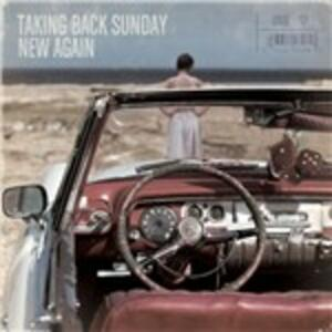 New Again - Vinile LP di Taking Back Sunday