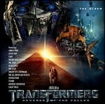 Cover CD Colonna sonora Transformers - La vendetta del caduto