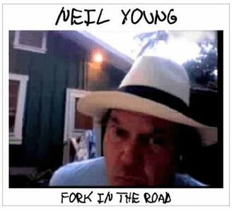 Fork in the Road - CD Audio + DVD di Neil Young