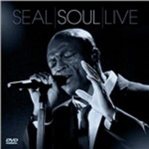 Soul Live - CD Audio + DVD di Seal
