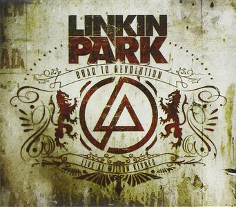 Road To Revolution Live At Milton Keynes - CD Audio di Linkin Park