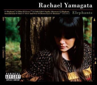 Elephants, Teeth - CD Audio di Rachael Yamagata