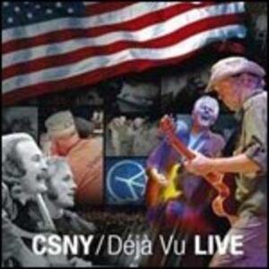 Foto Cover di Dèjà Vu Live, CD di AA.VV prodotto da Warner Bros