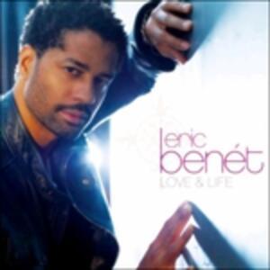 Love & Life - CD Audio di Eric Benet