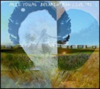 Dreamin' Man Live '92 - CD Audio di Neil Young