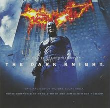 Il Cavaliere Oscuro (The Dark Knight) (Colonna sonora) - CD Audio di Hans Zimmer,James Newton-Howard