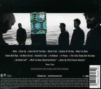 Minutes to Midnight (Tour Edition) - CD Audio di Linkin Park - 2