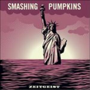 Zeitgeist - CD Audio di Smashing Pumpkins
