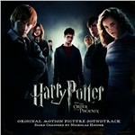 Cover CD Colonna sonora Harry Potter e l'ordine della fenice