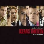 Cover CD Colonna sonora Ocean's 13