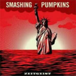 Zeitgeist - CD Audio di Smashing Pumpkins