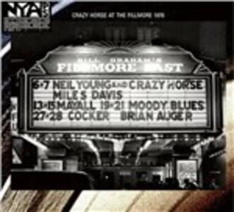 Live at the Fillmore 1970 - Vinile LP di Neil Young,Crazy Horse