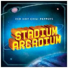 CD Stadium Arcadium Red Hot Chili Peppers
