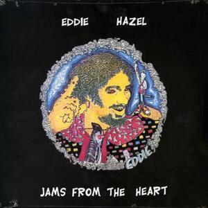 Jams from the Heart - Vinile LP di Eddie Hazel