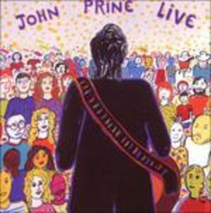 Live - CD Audio di John Prine