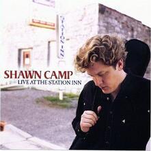 Live at the Station Inn - CD Audio di Shawn Camp