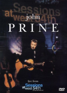 Film John Prine. Live Sessions At 54th