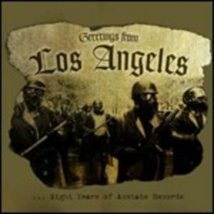 Greetings from Los Angeles. Eight Years of Acetate Records - CD Audio