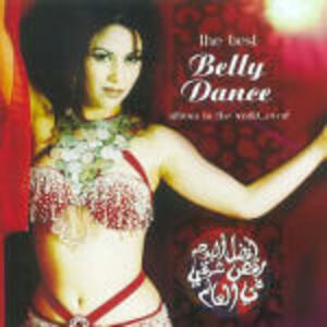 The Best Belly Dance 1 - CD Audio