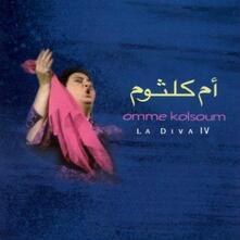 La Diva iv - CD Audio di Oum Kalthoum