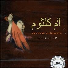 La Diva V - CD Audio di Oum Kalthoum