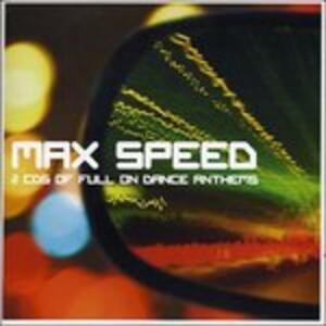 Max Speed - CD Audio