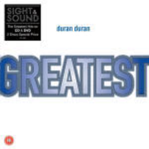 Greatest - CD Audio + DVD di Duran Duran