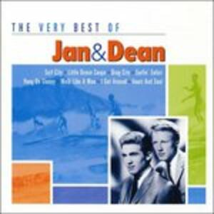 Surf City. Very Best - CD Audio di Jan & Dean