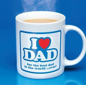 I Love Dad - CD Audio