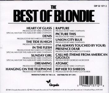 The Best of - CD Audio di Blondie - 2