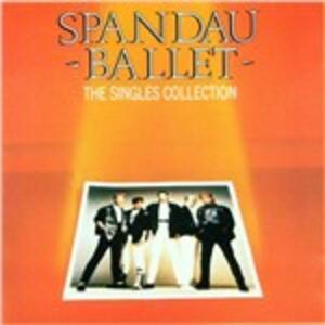 Singles Collection - CD Audio di Spandau Ballet