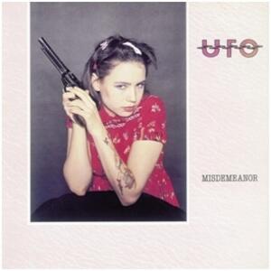 Misdemeanour (Remastered) - CD Audio di UFO