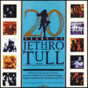 20 Years of Jethro Tull - CD Audio di Jethro Tull