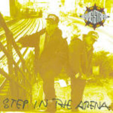 CD Step in the Arena Gang Starr