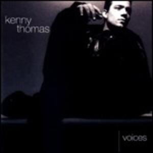 Voices - CD Audio di Kenny Thomas