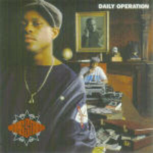 Daily Operation - CD Audio di Gang Starr