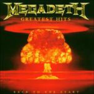 Greatest Hits - CD Audio di Megadeth
