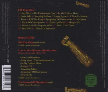 Greatest Hits - CD Audio di Megadeth - 2