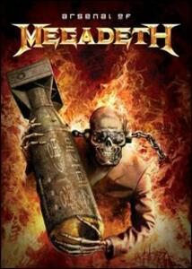 Megadeth. Arsenal of Megadeth (2 DVD) - DVD
