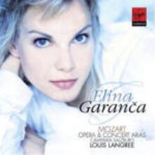 Opera & Concert Arias - CD Audio di Wolfgang Amadeus Mozart,Camerata Academica Salzburg,Elina Garanca,Louis Langrée