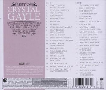 Best of - CD Audio di Crystal Gayle - 2