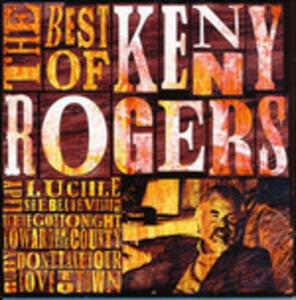 Best of Kenny Rogers - CD Audio di Kenny Rogers