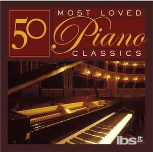 50 Most Loved Piano Class - CD Audio